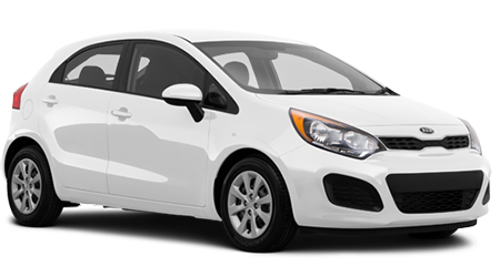 Stock Photo of 2016 Kia Rio