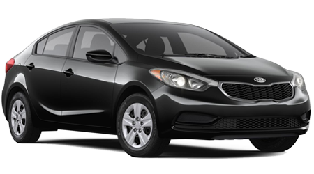 Stock Photo of 2016 Kia Forte