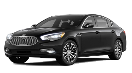 New K900 at Premier Kia of Kenner