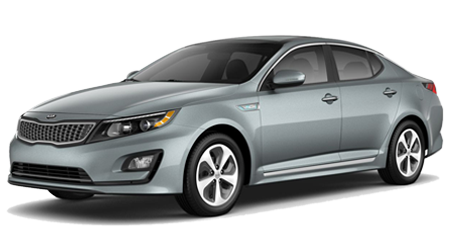 Stock Photo of 2016 Kia Optima Hybrid