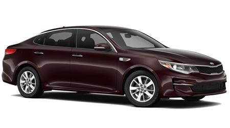 Stock Photo of Kia Optima near Holiday, FL