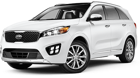 Stock Photo of 2016 Kia Sorento