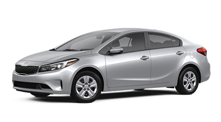 Stock Photo of 2017 Kia Forte