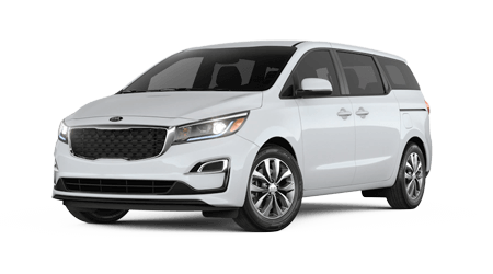 Stock Photo of 2016 Kia Sedona