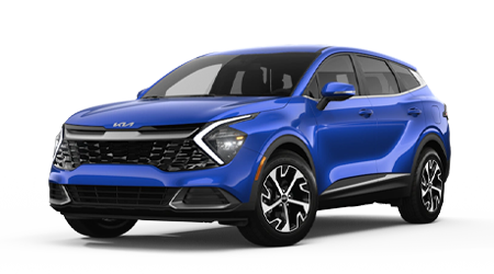 New Sportage at Premier Kia of Kenner