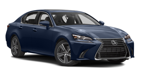 Stock Photo of 2016 Lexus GS 350