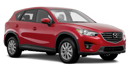 Stock Photo of 2016 Mazda CX-5