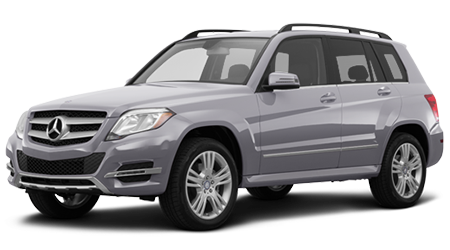 Stock Photo of 2015 Mercedes-Benz GLK