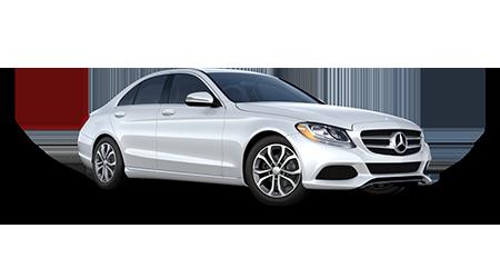 Stock Photo of 2016 Mercedes-Benz C300