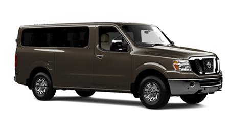 ... Nissan NV Cargo Van