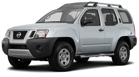 Stock Photo of 2015 Nissan Xterra