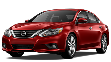 Stock Photo of 2016 Nissan Altima