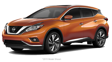 Stock Photo of 2016 Nissan Murano