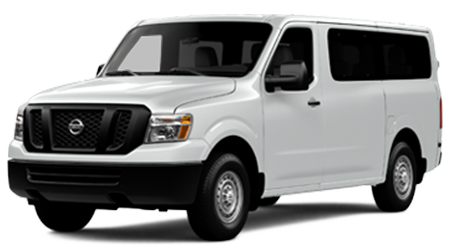 Stock Photo of 2016 Nissan NV Passenger