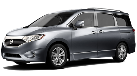 Stock Photo of 2016 Nissan Quest