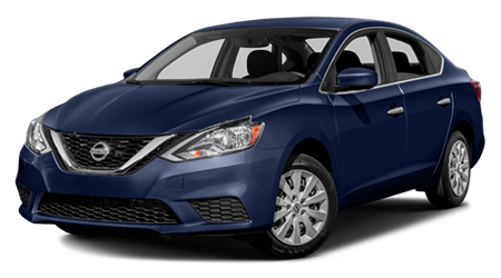 Stock Photo of 2016 Nissan Sentra