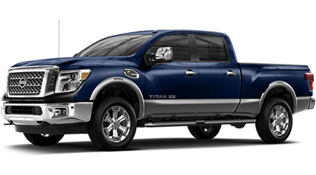 Stock Photo of 2016 Nissan Titan XD