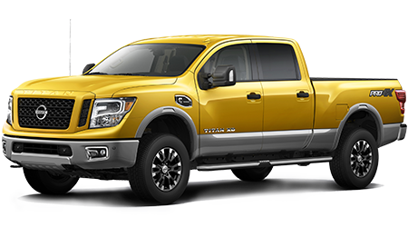 Stock Photo of 2016 Nissan Titan