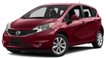Stock Photo of 2016 Nissan Versa Note