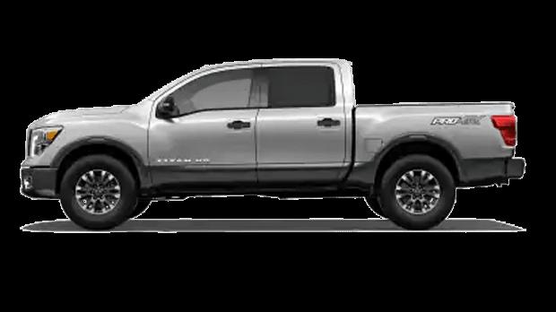 2019 Titan CREW CAB PRO-4X®
