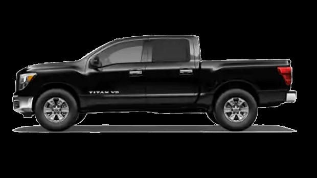 2019 Titan CREW CAB SV