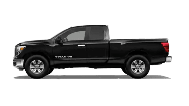 2019 titan king cab sv