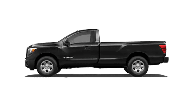 2019 Titan SINGLE CAB S