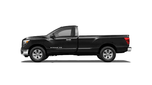 2019 titan single cab sv