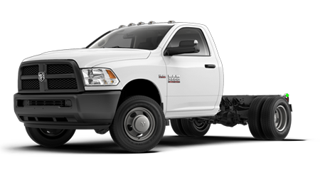 2015 Ram HD Chassis Cab
