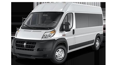 2015 Ram Promaster Window Van