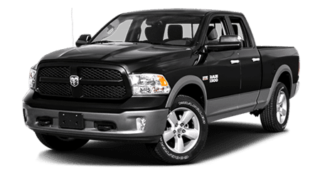 Stock Photo of 2016 Ram 1500