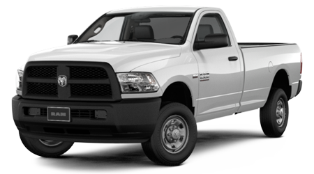 Stock Photo of 2016 Ram 2500
