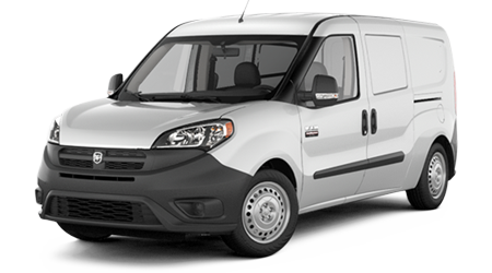 Stock Photo of 2016 ProMaster City Tradesman