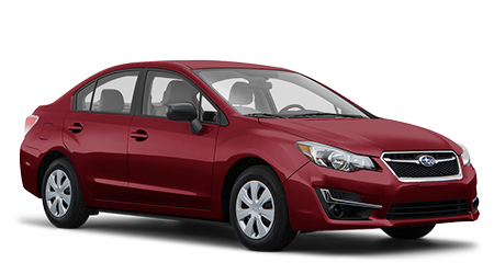 Stock Photo of 2016 Subaru Impreza