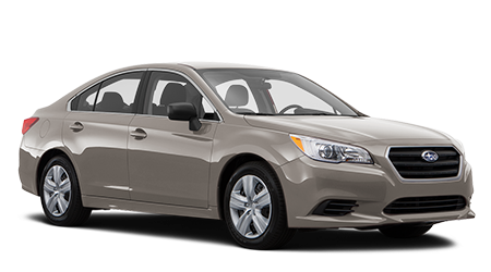 Stock Photo of 2016 Subaru Legacy
