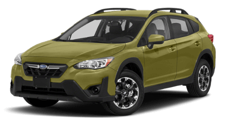 Stock Photo of Subaru Crosstrek