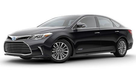 Stock Photo of 2016 Toyota Avalon Hybrid