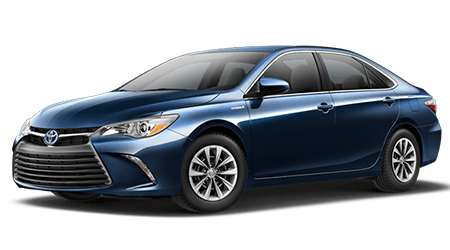 Stock Photo of 2016 Toyota Camry Hybrid
