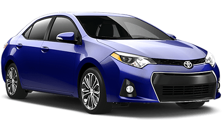 Stock Photo of 2016 Toyota Corolla