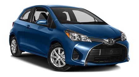 Stock Photo of 2016 Toyota Yaris