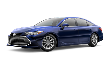 Stock Photo of 2017 Toyota Avalon