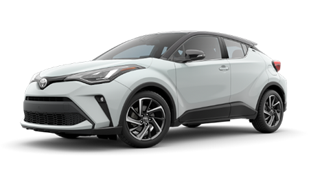Toyota C-HR Rental
