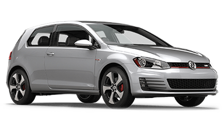 Stock Photo of 2016 Volkswagen GTI