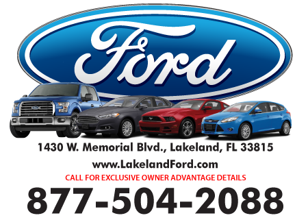Ford Owner Advantage Program - Call: 877-504-2088 for details