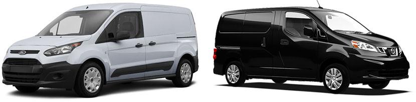 2015 ford transit connect vs nissan nv200 in lakeland fl lakeland ford. Black Bedroom Furniture Sets. Home Design Ideas