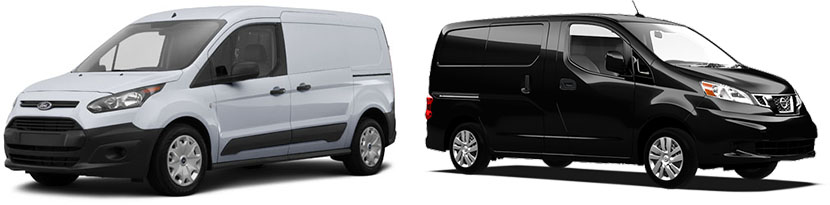 2015 ford transit cargo vs nissan nv cargo in lakeland fl lakeland ford. Black Bedroom Furniture Sets. Home Design Ideas