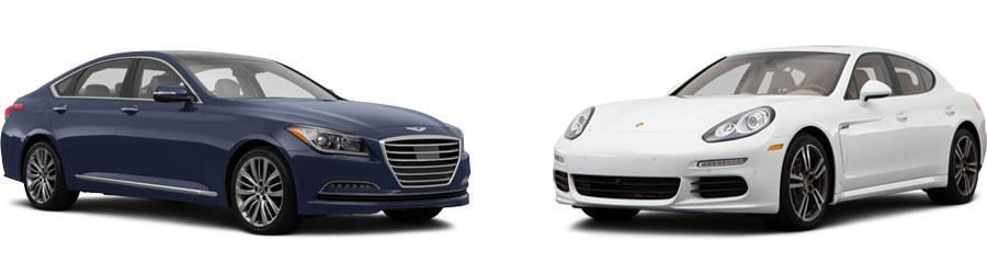 Kết quả hình ảnh cho Porsche/Genesis