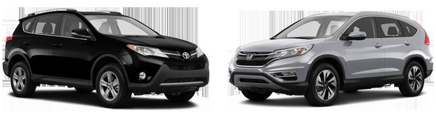 2015-Toyota-RAV4-vs-Honda-CR-V