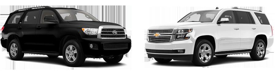 2015-Toyota-Sequoia-vs-Chevrolet-Tahoe