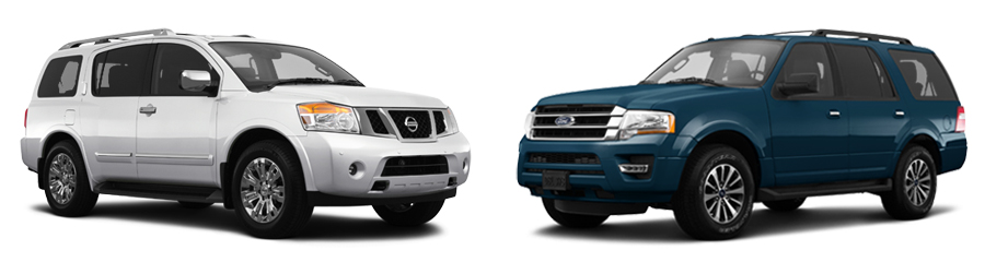 2015 nissan armada vs 2015 ford expedition. Black Bedroom Furniture Sets. Home Design Ideas